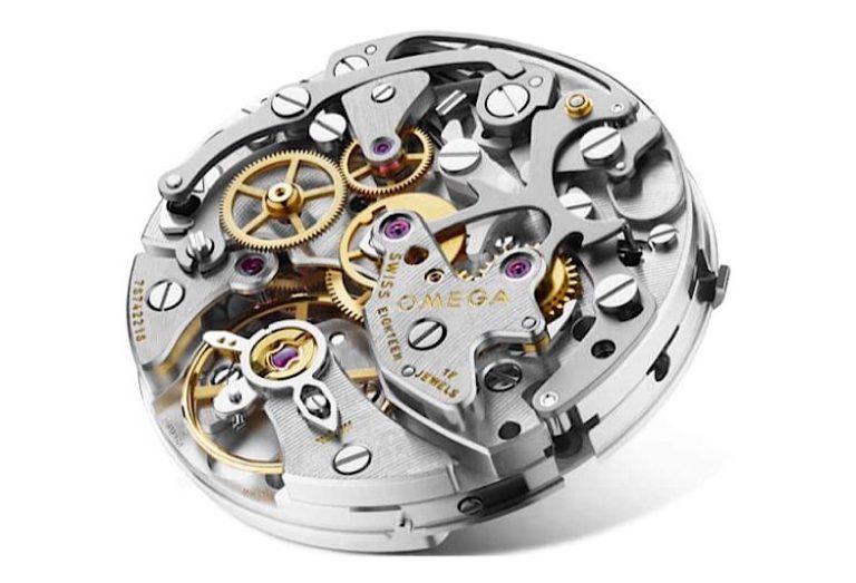 オメガの時計修理(オーバーホール)
