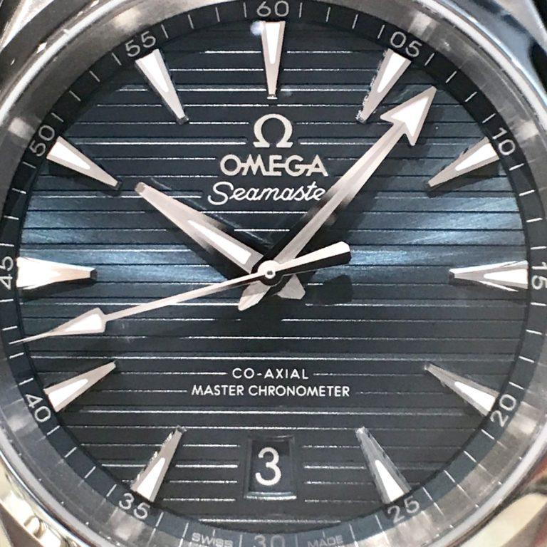 オメガ シーマスター アクアテラ 150M