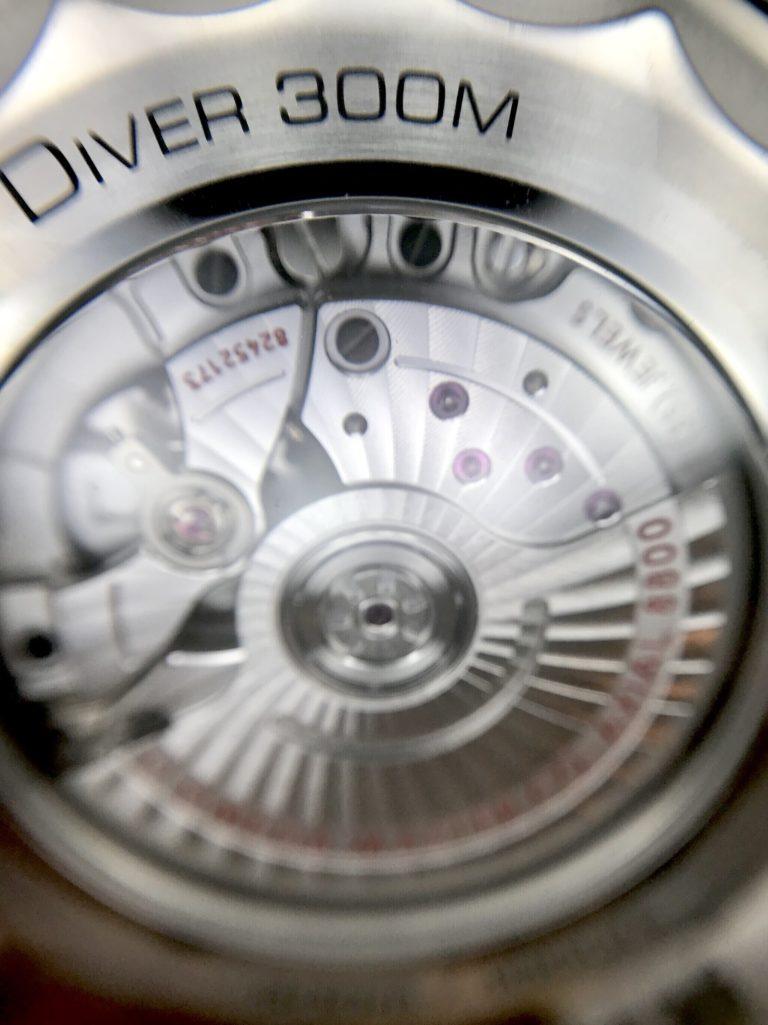 オメガ シーマスター ダイバー300M