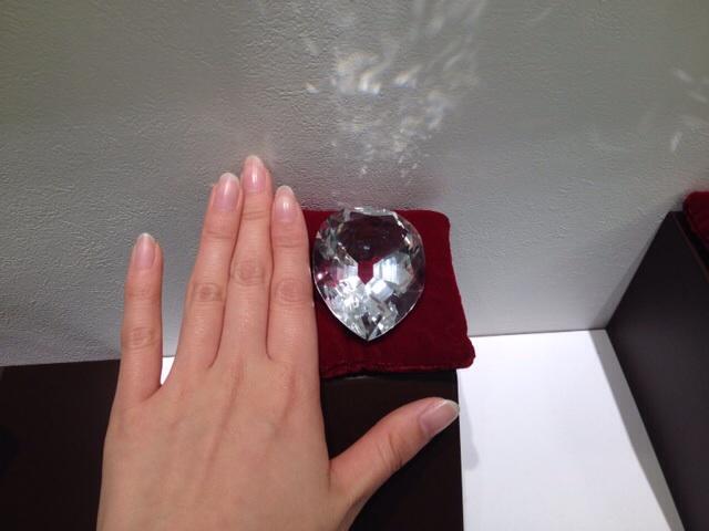 ロイヤルアッシャーダイヤモンド...